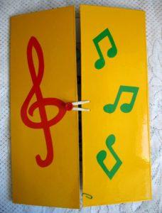 Музыкальная книжка Image
