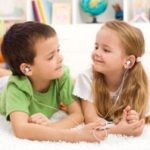 Музыкотерапия в работе с детьми