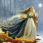Волшебница Забота