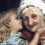 Как Марьюшка бабушку вылечила