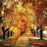 Заглянула Осень к нам