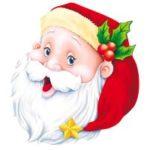 Это Дедушка Мороз!