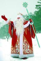 Голос Деда Мороза на начало