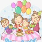 День рождения — праздник детства